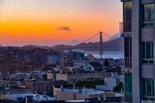 1177 California Street #701, San Francisco, CA 94108 (MLS #512393) :: Keller Williams San Francisco