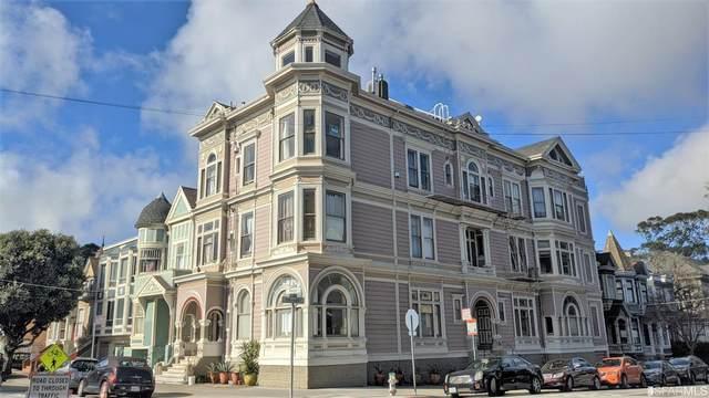 425 Shrader Street, San Francisco, CA 94117 (MLS #421523625) :: Keller Williams San Francisco