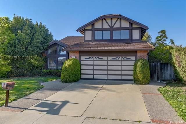 1109 Vailwood Way, San Mateo, CA 94403 (MLS #421523673) :: Compass