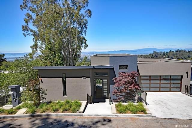 1744 Manzanita Drive, Oakland, CA 94611 (#421521976) :: The Kulda Real Estate Group