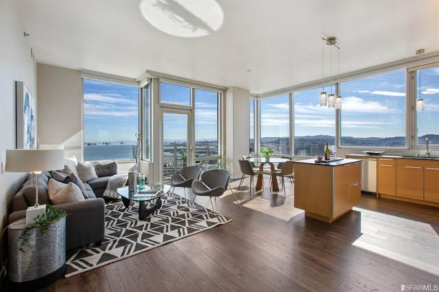 501 Beale Street Ph2e, San Francisco, CA 94105 (MLS #421523840) :: Compass