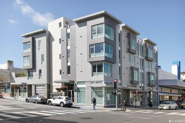 1 Stanyan Street #31, San Francisco, CA 94118 (#421524196) :: Corcoran Global Living