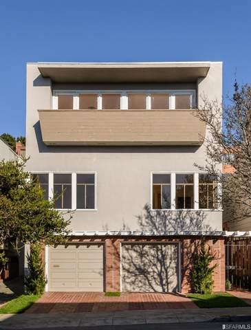 150 Beaumont Avenue, San Francisco, CA 94118 (#421523624) :: Corcoran Global Living