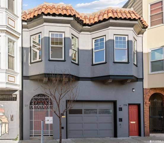 27 Boardman Place, San Francisco, CA 94103 (MLS #421524274) :: Compass