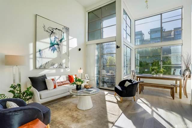 2407 Harrison Street #6, San Francisco, CA 94110 (#421524867) :: Corcoran Global Living