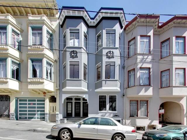 948 Jackson Street, San Francisco, CA 94133 (MLS #421524560) :: Compass