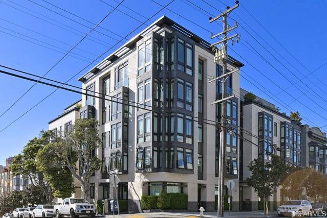 1601 Larkin Street #402, San Francisco, CA 94109 (#421520859) :: Corcoran Global Living