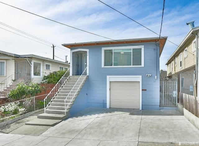 284 Wheeler Avenue, San Francisco, CA 94134 (#421525047) :: Corcoran Global Living