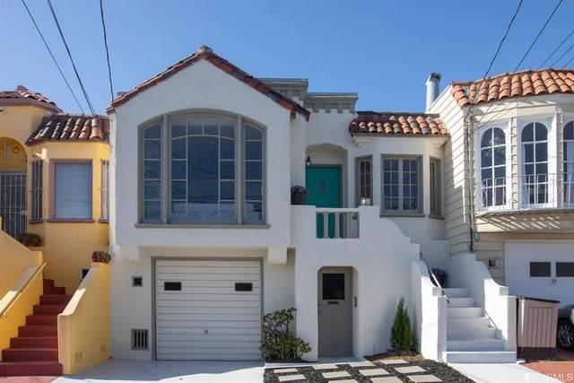 41 Seminole Avenue, San Francisco, CA 94112 (#421524229) :: Corcoran Global Living