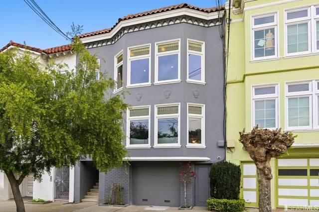 862 26th Avenue, San Francisco, CA 94121 (#421525135) :: Corcoran Global Living