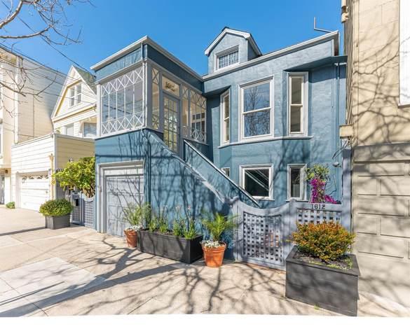1612 Anza Street, San Francisco, CA 94118 (#421523336) :: Corcoran Global Living
