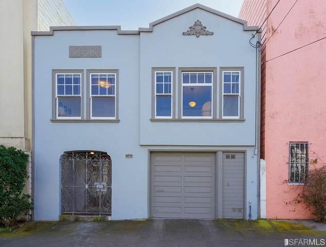 1721 Cabrillo Street, San Francisco, CA 94121 (#421525424) :: Corcoran Global Living