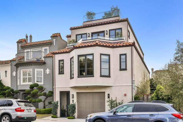 2479 Francisco Street, San Francisco, CA 94123 (MLS #421524563) :: Compass