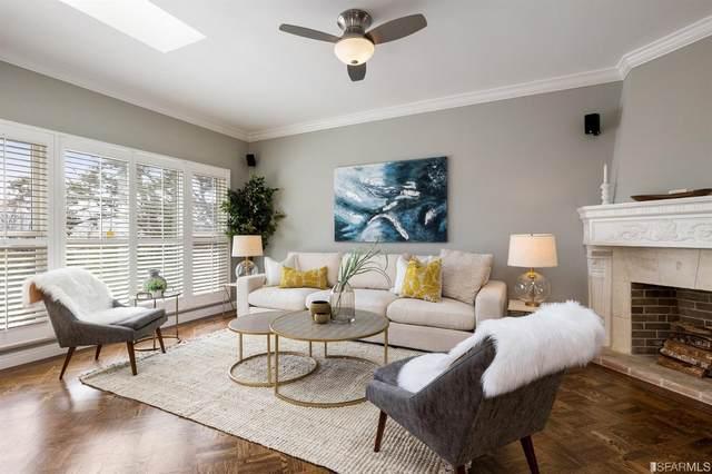 612 Arlington Street, San Francisco, CA 94131 (#421525500) :: Corcoran Global Living