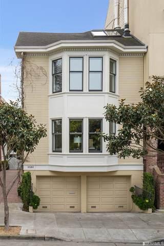 3581 Clay Street, San Francisco, CA 94118 (MLS #421525368) :: Compass