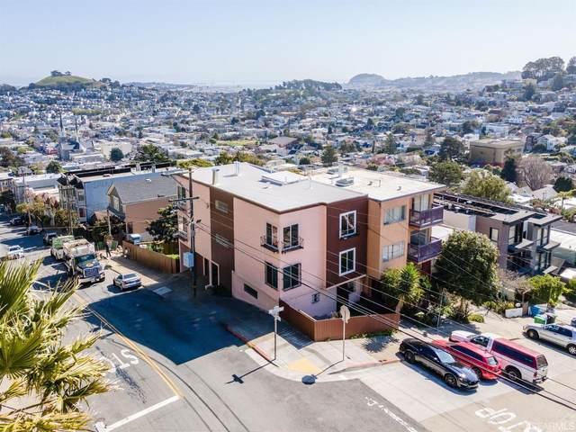 483 28th Street, San Francisco, CA 94131 (#421524810) :: Corcoran Global Living