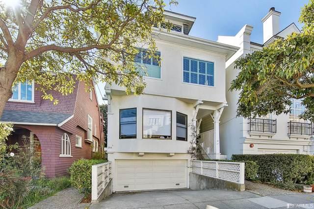 25 Parker Avenue #25, San Francisco, CA 94118 (#421525525) :: Corcoran Global Living