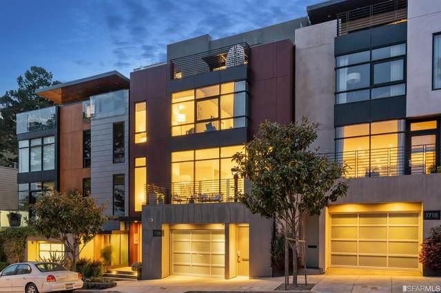 1728 Diamond Street, San Francisco, CA 94131 (#421524750) :: Corcoran Global Living