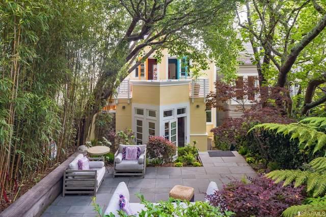 26 Buena Vista Terrace, San Francisco, CA 94117 (#421523731) :: Corcoran Global Living