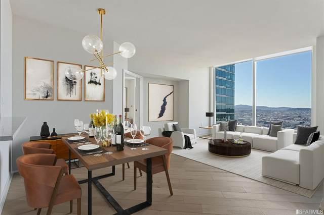 401 Harrison Street 43A, San Francisco, CA 94105 (#421525772) :: Corcoran Global Living