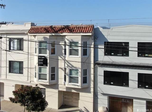 2526 Balboa Street, San Francisco, CA 94121 (#421524359) :: Corcoran Global Living