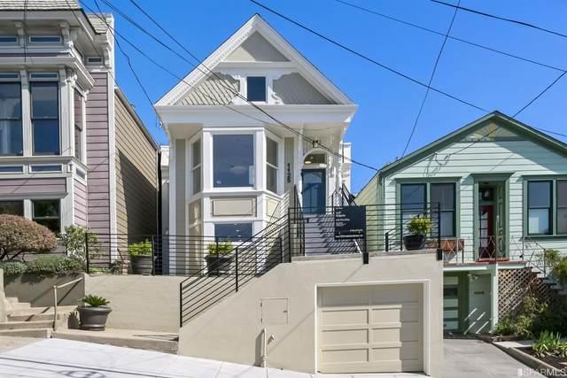 1125 Rhode Island Street, San Francisco, CA 94107 (#421524638) :: Corcoran Global Living