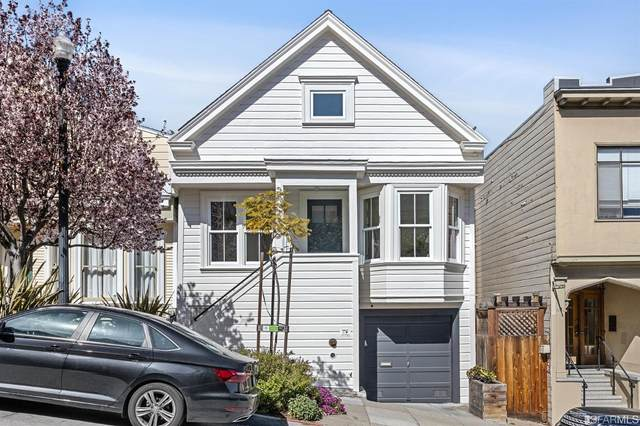 3928 20th Street, San Francisco, CA 94114 (#421525597) :: Corcoran Global Living