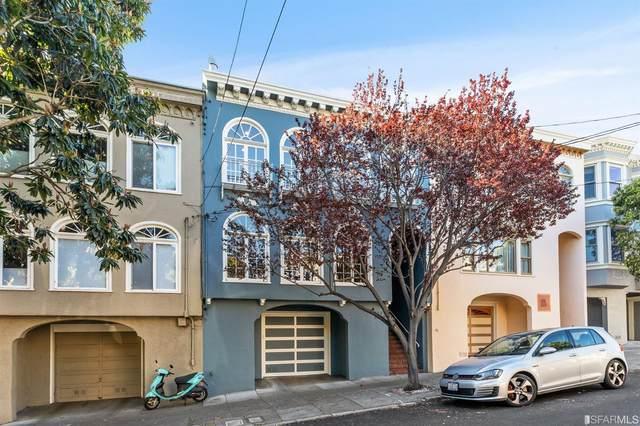 1137 Shrader Street, San Francisco, CA 94117 (#421521930) :: Corcoran Global Living