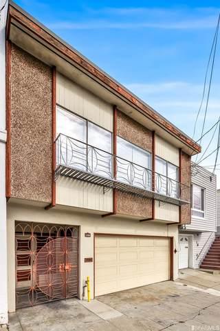 1254 Quesada Avenue, San Francisco, CA 94131 (#514824) :: Corcoran Global Living