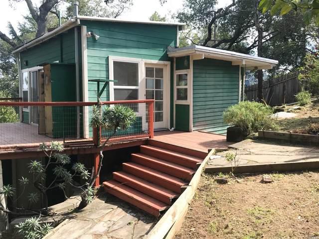 64 Mountain View Road, Fairfax, CA 94930 (#321010202) :: Corcoran Global Living