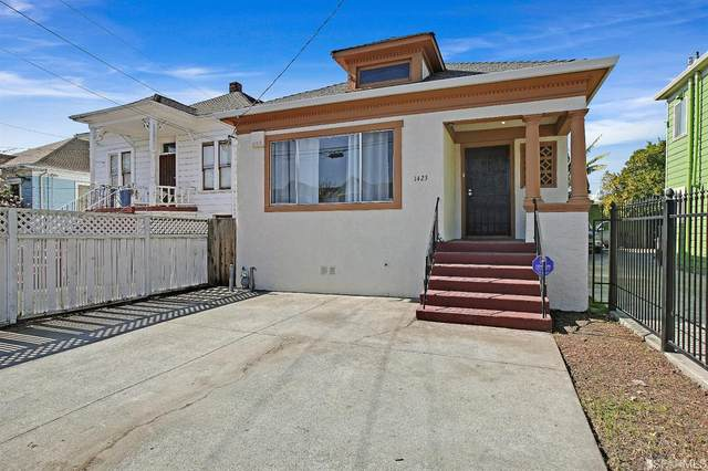 1423 37th Ave, Oakland, CA 94601 (MLS #421527931) :: Compass