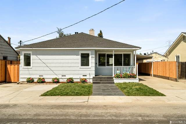 1709 York Avenue, San Mateo, CA 94401 (MLS #421529747) :: Compass