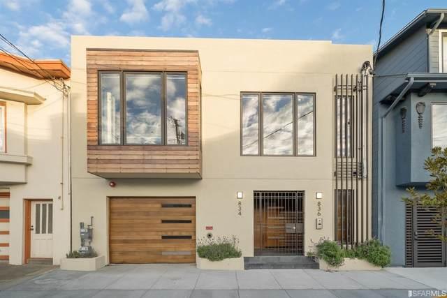 834 44th, San Francisco, CA 94121 (#421522130) :: The Kulda Real Estate Group