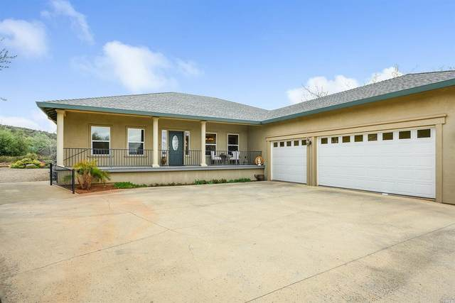 19512 Stonegate Road, Hidden Valley Lake, CA 95467 (MLS #321018821) :: Compass