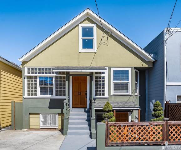72 Bruce Avenue, San Francisco, CA 94112 (MLS #421532458) :: Compass
