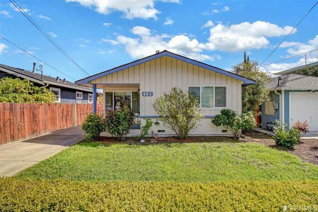 461 Lincoln Avenue, Redwood City, CA 94061 (MLS #421532596) :: Compass