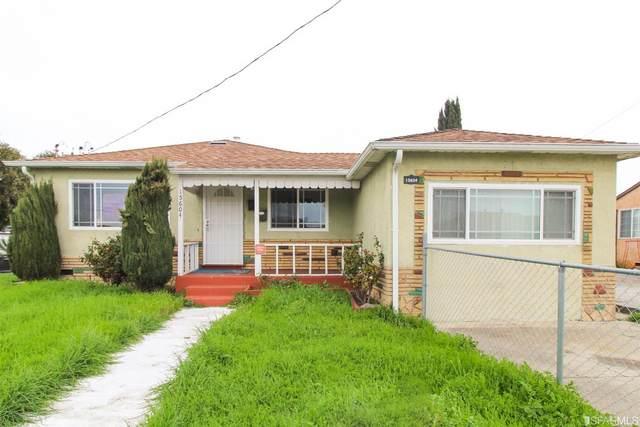 15604 Vassar Avenue, San Lorenzo, CA 94580 (MLS #421532828) :: Compass