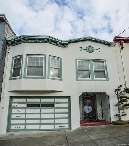 706 18th Avenue, San Francisco, CA 94121 (#421528779) :: Corcoran Global Living