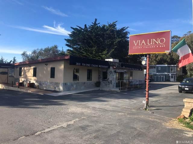2810 Cabrillo Highway, Half Moon Bay, CA 94019 (MLS #421533191) :: Keller Williams San Francisco