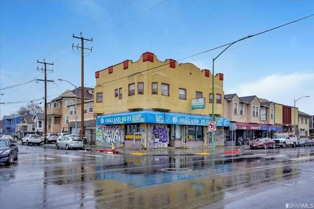 1100 International Boulevard, Oakland, CA 94606 (#421532538) :: Corcoran Global Living