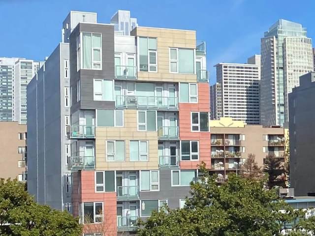 766 Harrison Street #805, San Francisco, CA 94107 (#421533673) :: Corcoran Global Living