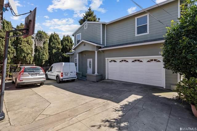 3070 Pleitner Avenue, Oakland, CA 94602 (MLS #421534396) :: Keller Williams San Francisco