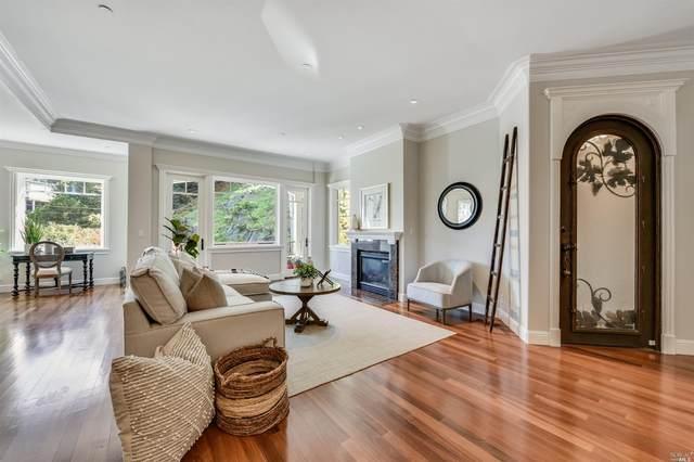 93 Crescent Avenue, Sausalito, CA 94965 (#321020335) :: Corcoran Global Living