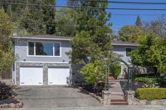 96 Woodland Avenue, San Anselmo, CA 94960 (#321003331) :: Corcoran Global Living