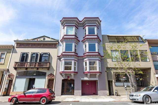 2433 Polk Street, San Francisco, CA 94109 (MLS #421537638) :: Keller Williams San Francisco
