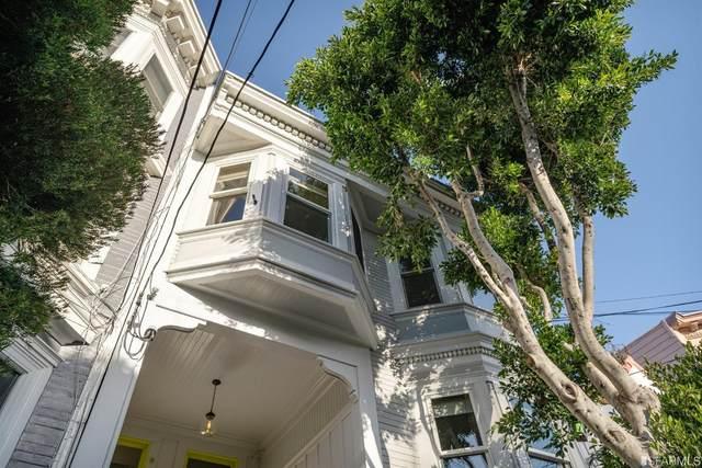 49 Albion Street, San Francisco, CA 94103 (MLS #421517608) :: Keller Williams San Francisco