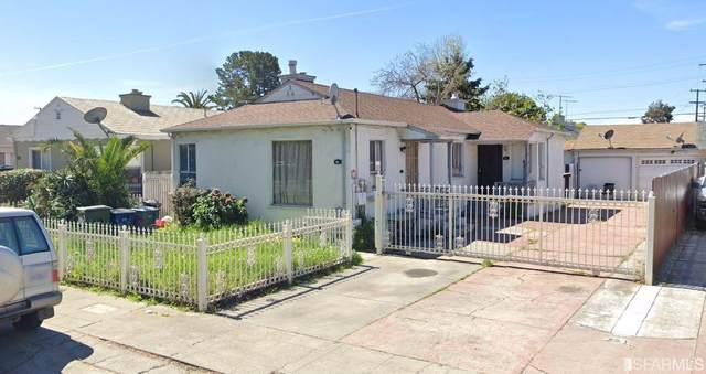 39 14th Street, San Leandro, CA 94577 (MLS #421537753) :: Compass