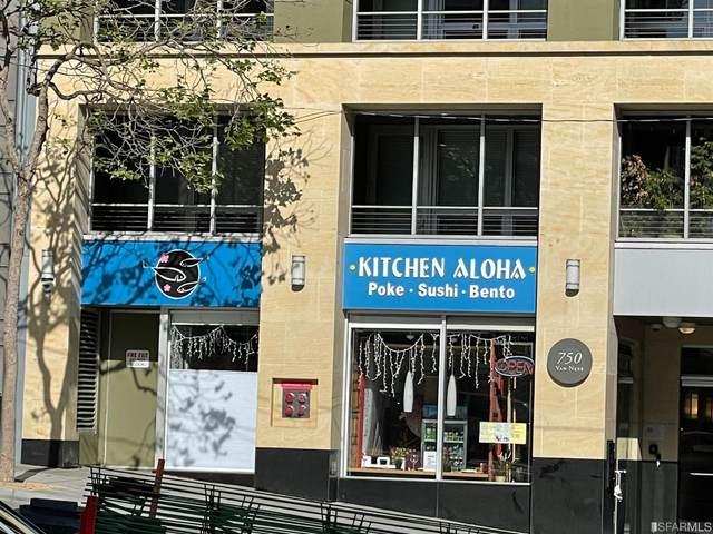 750 Van Ness Avenue #1, San Francisco, CA 94102 (MLS #421537206) :: Keller Williams San Francisco