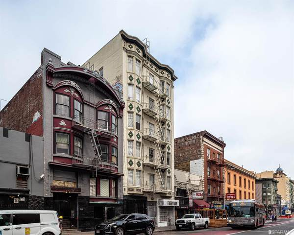 936 Geary Street, San Francisco, CA 94109 (MLS #421536135) :: Keller Williams San Francisco