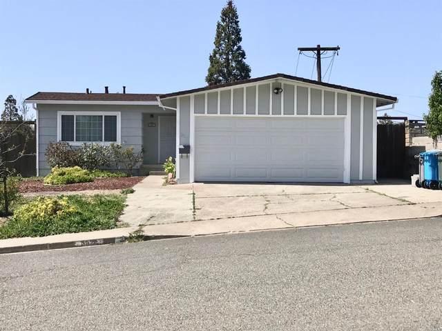 357 Los Cerritos Drive, Vallejo, CA 94589 (MLS #321025983) :: Compass